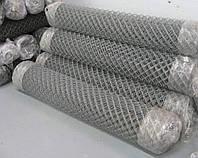 Сетка рабица качественная 1.8м*10м ячейка 50*50 толщина проволоки 2 мм