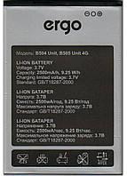 Аккумулятор Ergo B504/B505 Unit (2500 mAh). Батарея Ерго В504. Original АКБ (новая)