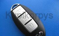 Инфинити ( Infiniti ) EX37, М35, М45, М56, QX56, М37 Смарт ключ (корпус)