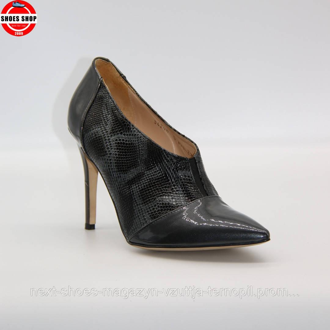 Жіночі туфлі Solo Femme (Польща) чорного кольору. Дуже красиві та комфортні. Стиль: Холлі Беррі