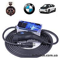 Зарядное устройство для электромобиля BMW i3 AutoEco J1772-16A-Wi-Fi