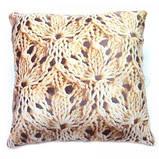 Антистрессовая подушка, полистерольные шарики, фото 7
