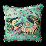 Антистрессовая подушка, полистерольные шарики, фото 2