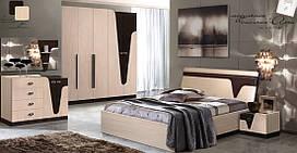 Спальня Арья (комплект) Мастер Форм