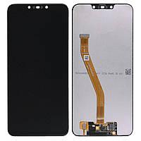 Дисплей (модуль) Huawei Nova 3, Par-LX1M, LX1, LX9, L29 черный