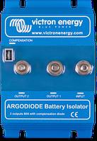 Батарейный изолятор Argodiode 80-2SC 2 batteries 80A