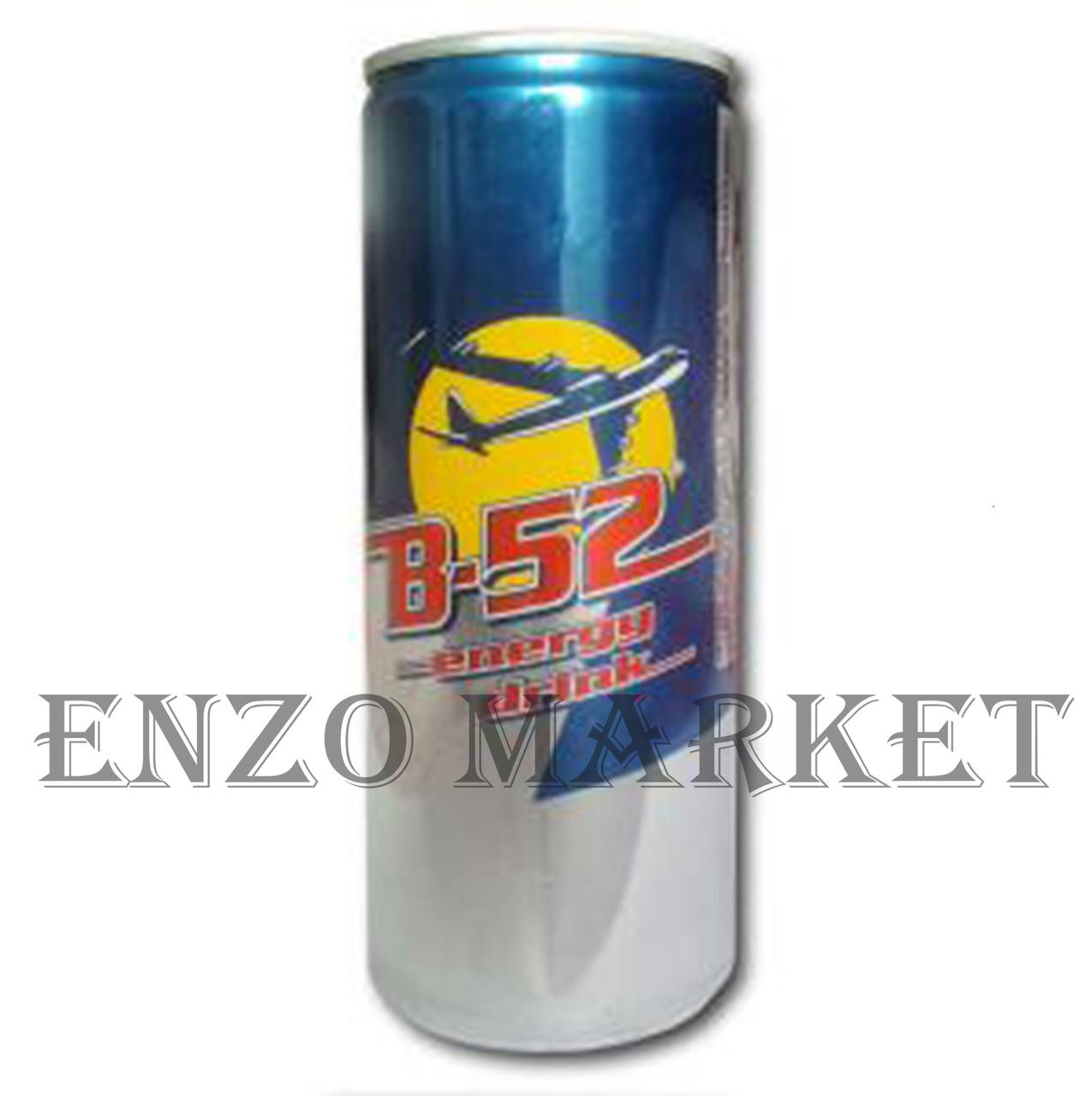 Энергетик Б-52,  0,250 литра