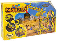 Конструктор Zoob Z-Strux Кран 395 элементов