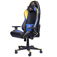 Кресло геймерское Barsky Sportdrive Game Yellow SD-12, фото 1