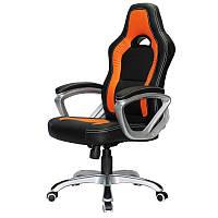 Кресло игровое Barsky Sportdrive Orange SD-14, фото 1