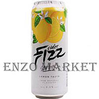 Сидр Fizz Sorbet Lemo, 0,5 литра