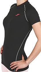 Женская компрессионная футболка Take Five для зала