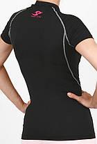 Женская компрессионная футболка Take Five для зала, фото 2