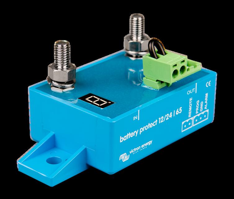 Защита аккумулятора от глубокого разряда BatteryProtect 12/24V 65A