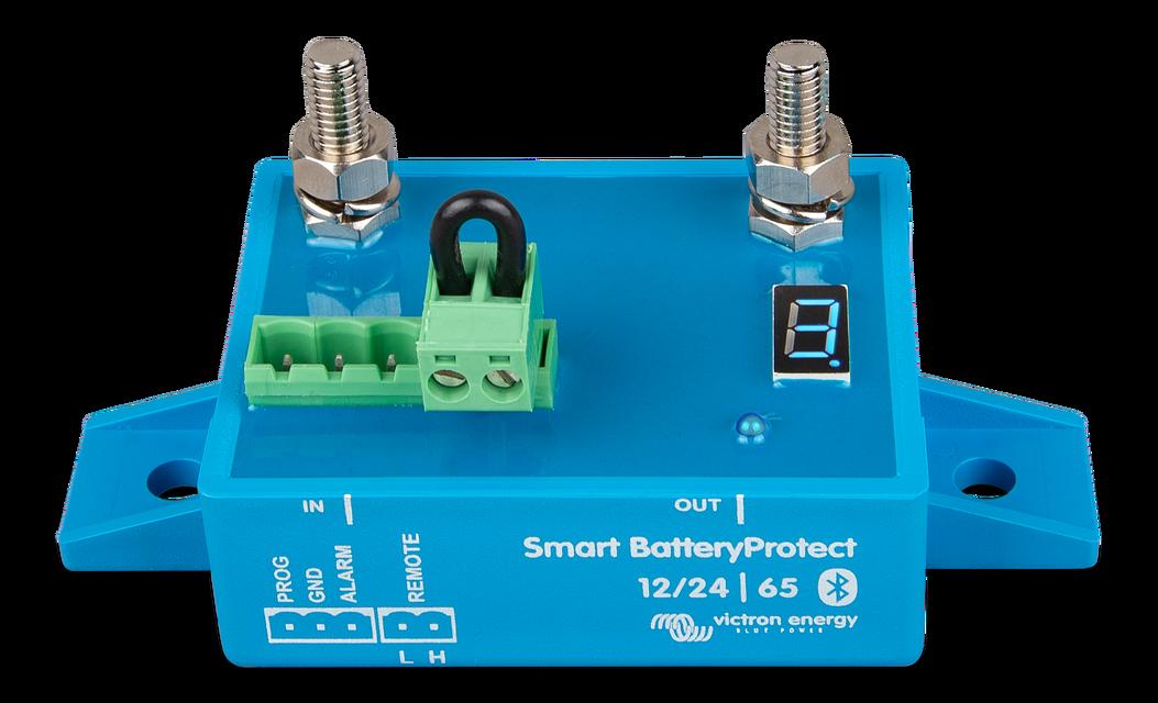 Защита аккумулятора от глубокого разряда Smart BatteryProtect 12/24V 65A