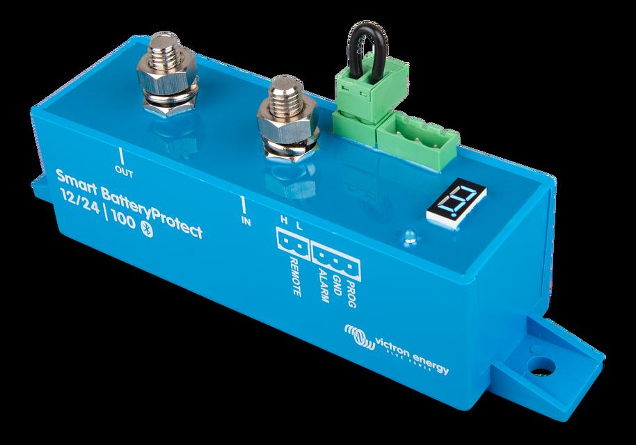 Защита аккумулятора от глубокого разряда Smart BatteryProtect 12/24V-100A
