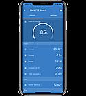 Батарейный монитор Battery Monitor BMV-712 Smart 9 - 90 VDC, фото 3
