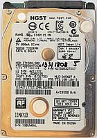 """Жесткий диск для ноутбука HGST Hitachi Travelstar 500GB 2.5"""" 32MB 7200rpm (HTS725050A7E630) SATAIII Б/У"""