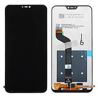 Дисплей (модуль) Xiaomi Redmi 6 Pro, Mi A2 Lite черный
