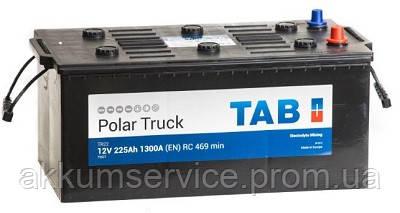 Аккумулятор автомобильный TAB Polar Truck 225AH 4+ 1300A