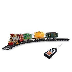 Железная дорога 40353 на радиоуправлении с музыкой, фото 2