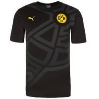 Майки та футболки Футболка Puma Borussia Dortmund Fan 750728-02(05-02-16-03) S