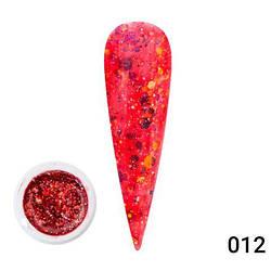 Diamond Painting Gel Glitter Global Fashion 012 - 5 грамм