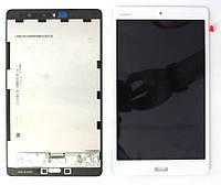 Дисплей (модуль) Huawei MediaPad M3 Lite 8.0 + тачскрин, белый