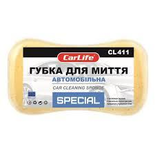Губка для мытья автомобиля 220×120×60 (special) CARLIFE
