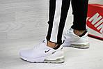 Женские кроссовки Nike Air Max 270 (белые), фото 2