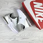 Женские кроссовки Nike Air Max 270 (белые), фото 3