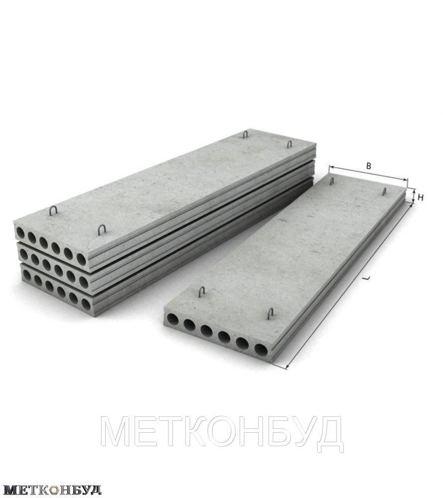 Плиты перекрытия ПК 70-15-12,5