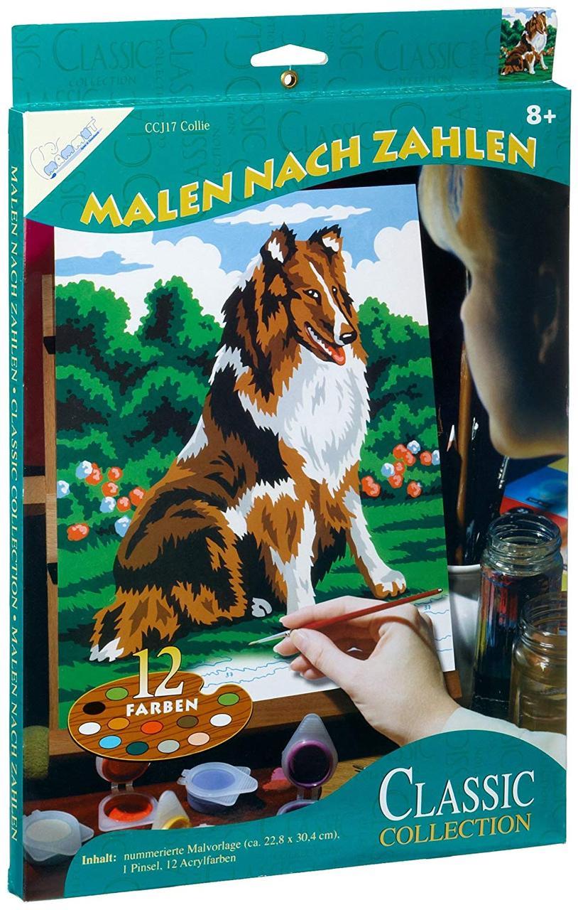 Набір для живопису MAMMUT картина  по номерах