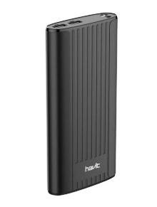 Портативное зарядное устройство Havit HV-H544  black