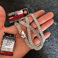 Серебряная цепочка 925 пробы рамзес  55  грамм