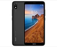 Смартфон Xiaomi Redmi 7A 2/16Gb  (Matte Black)  Глобальная версия чехол+стекло