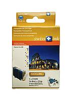 Картридж для принтера Canon, 14.8 мл + ЧИП Swiss Ink