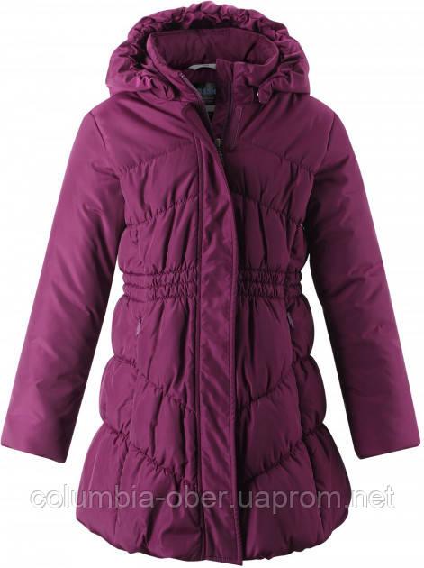Зимнее пальто для девочки Lassie by Reima Rani 721750-4840. Размеры 104 и 110.