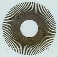 Радиальный круг Scotch-Brite™ Bristle BB-ZB 150мм P36 коричневый, тип А