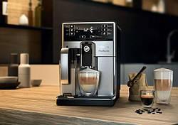 Нові кофемашини