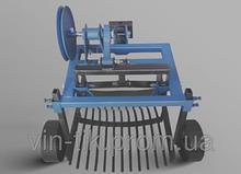 Картофелекопатель вибрационный ТМ ШИП Ременная