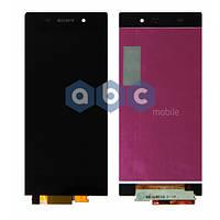 Дисплей (модуль) Sony C6902 L39h Xperia Z1, C6903 LT39, C6906 Xperia Z1, C6943 Xperia Z1 черный