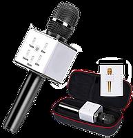 Микрофон Караоке Bluetooth Q7, фото 1