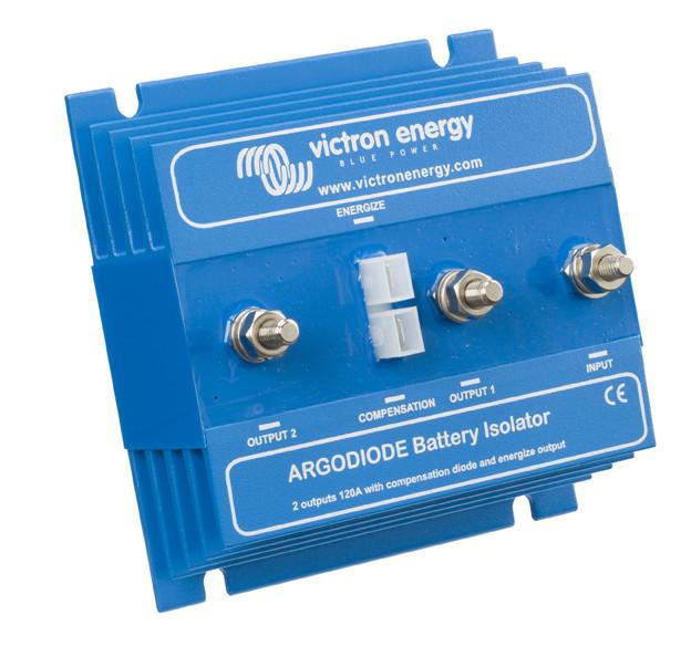Батарейный изолятор  Argodiode 160-2AC 2 batteries 160A