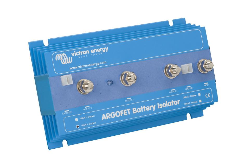 Батарейный изолятор  Argofet 200-2 Two batteries 200A