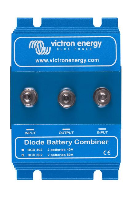 Батарейный сумматор Argo BCD 402 2 batteries 40A
