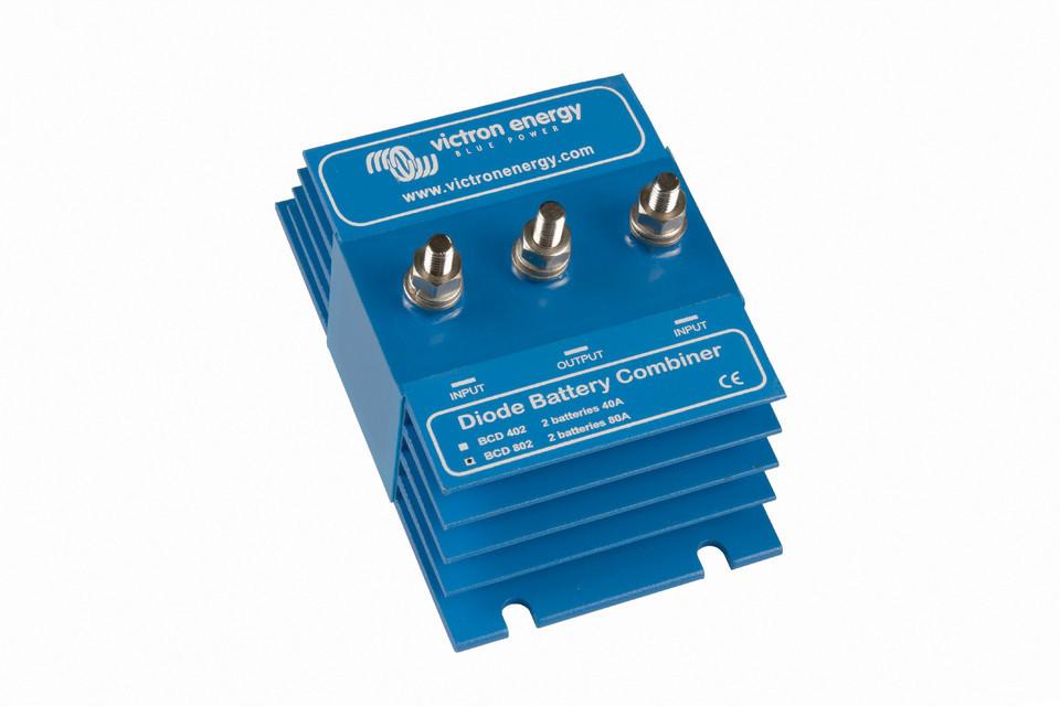 Батарейный сумматор Argo BCD 802 2 batteries 80A
