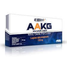 Предтренировочный комплекс  Biogenix Aakg Monster Caps 120caps