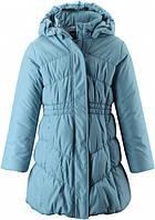 Зимнее пальто для девочки Lassie by Reima Rani 721750-6120. Размеры 104 - 140.
