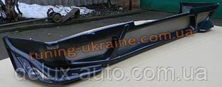 Накладка на передний бампер Спорт ВАЗ 21099